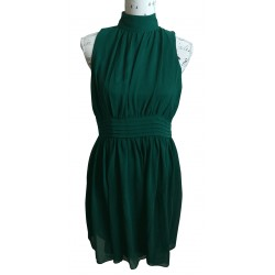 Ya Los Angeles green dress