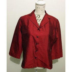 RSVP Perri Cutten silk jacket