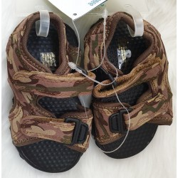 Gymboree baby khaki coloured sandals