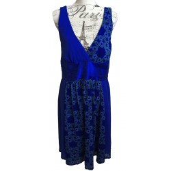 Undercoverwear blue dress