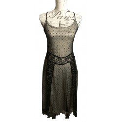 Reiss lace evening dress