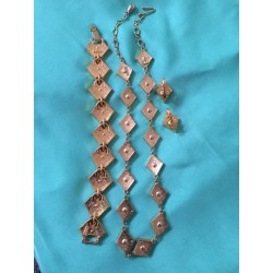 BARCS necklace, bracelet and earrings - RARE