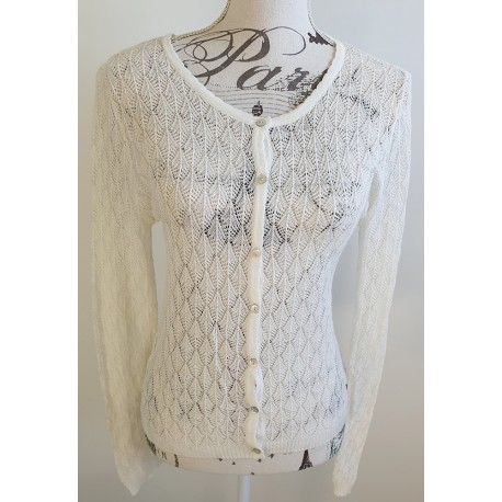 Amichi Collection knitted cardigan