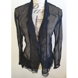 Paula Ryan mesh black jacket