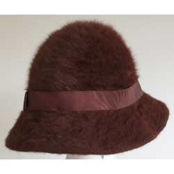 Kangol wool angora bucket hat
